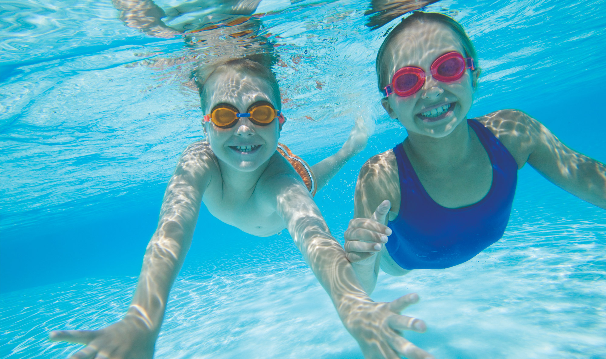 Swimming Pool Security : Physical activity sector shapes landmark guidance on