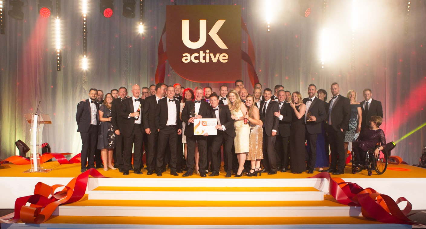 Best of physical activity sector revealed as finalists for ukactive Awards