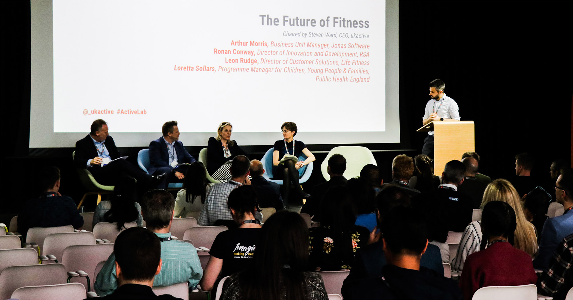ukactive CEO Steven Ward: Fit-Tech can be the cradle to grave game-changer for public health