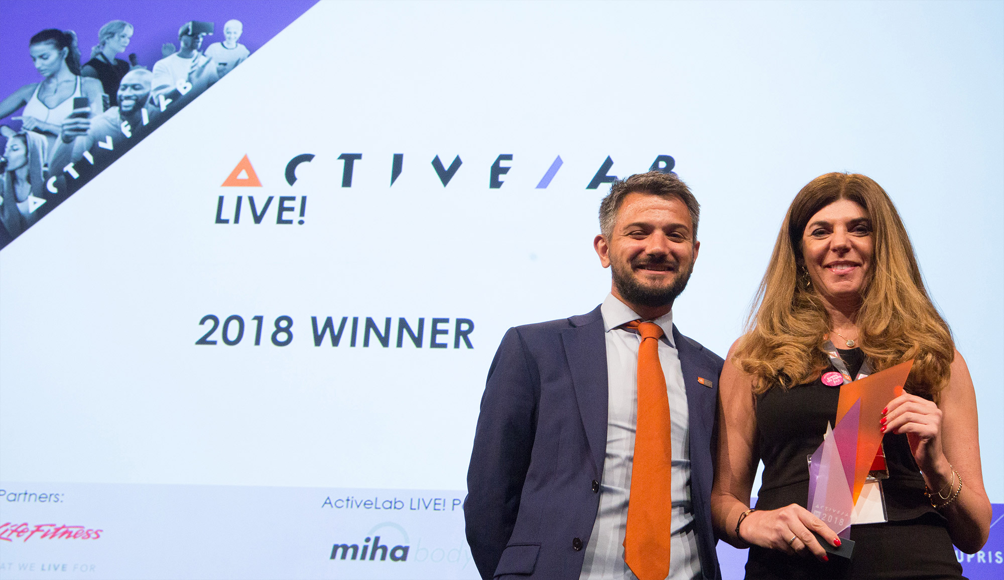 Baby2Body crowned winner of ActiveLab 2018