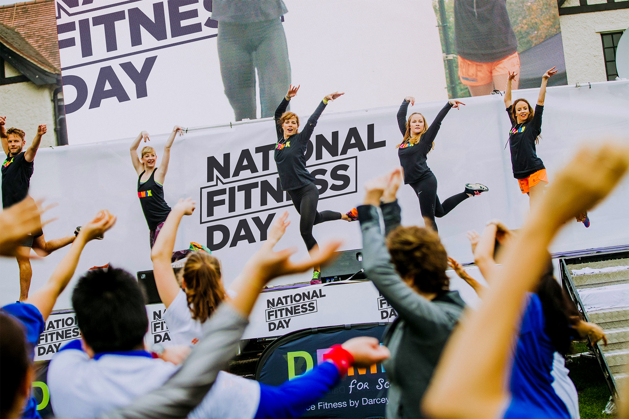 Dame Darcey Bussell to launch National Fitness Day with mass dance workout in London's Square Mile