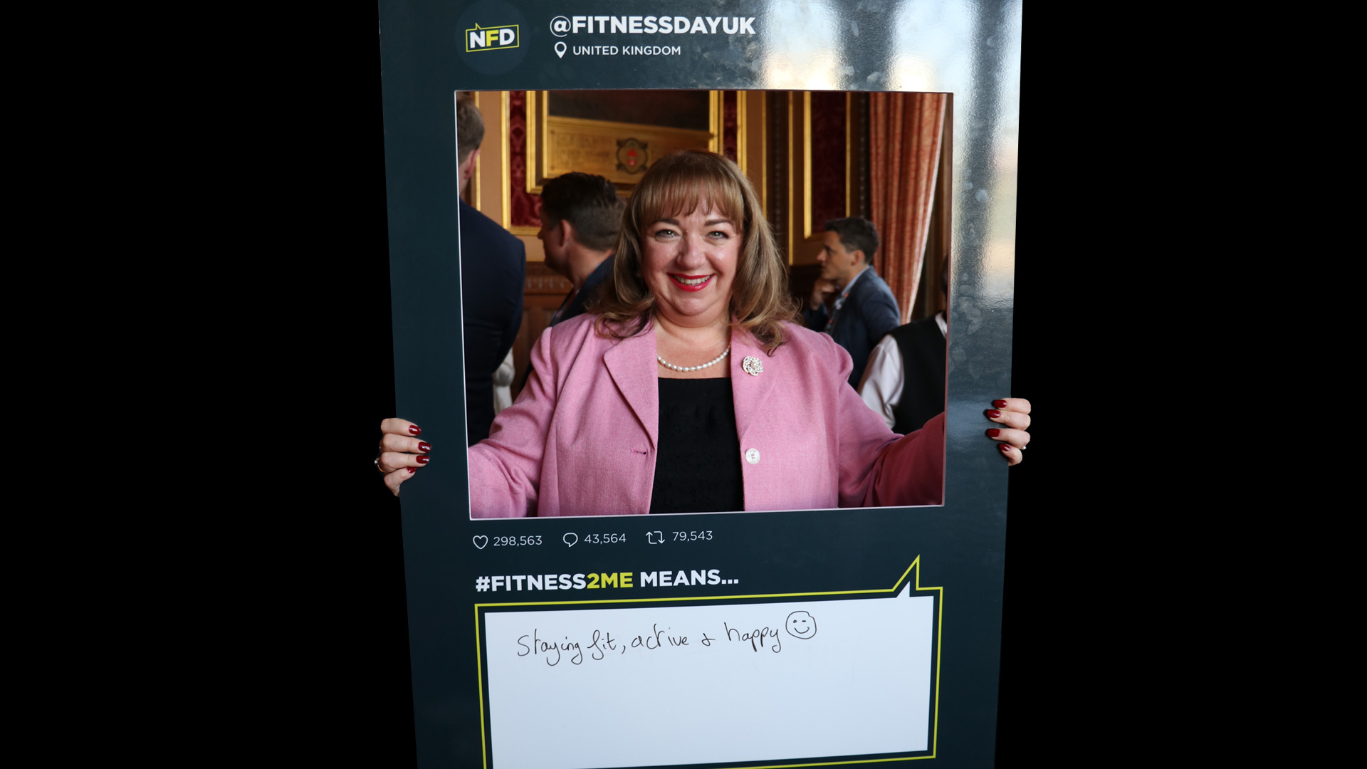 Sharon Hodgson MP: Why I'm getting behind National Fitness Day 2018