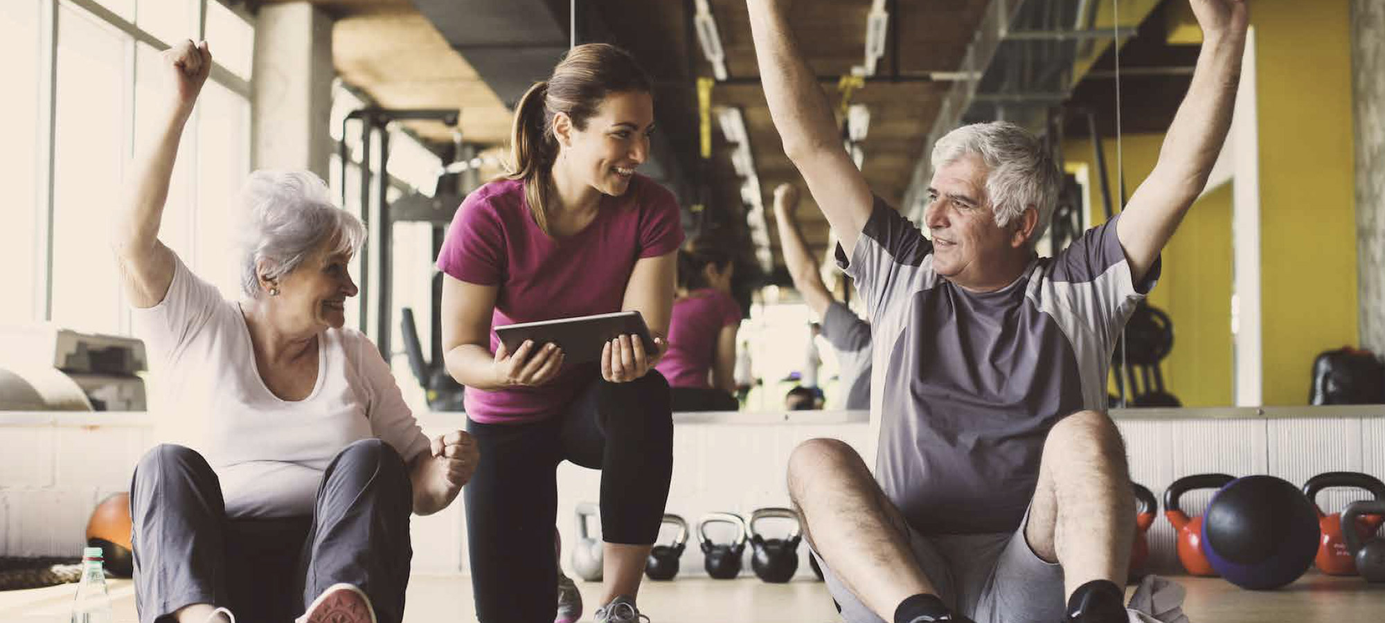 Get older people moving or face social care crisis, says ukactive report