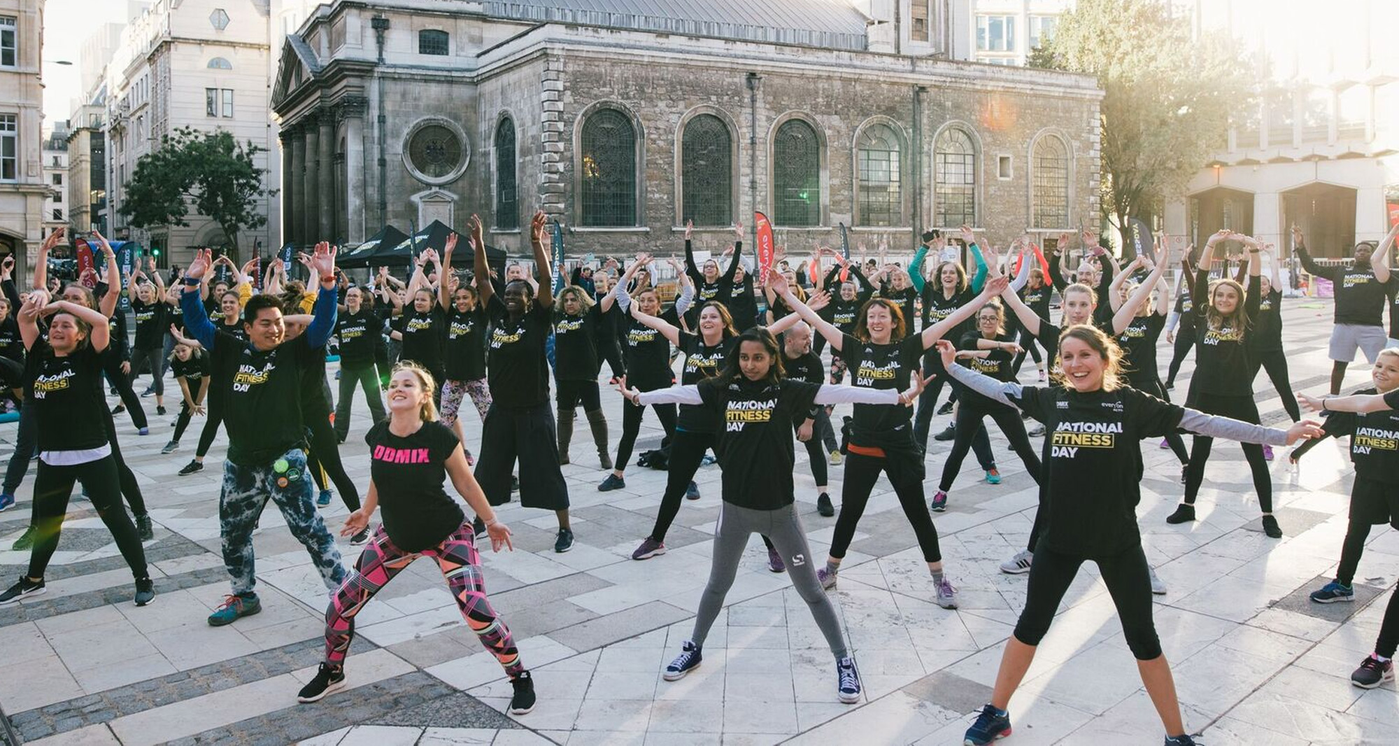 Four million Britons get active as result of milestone National Fitness Day