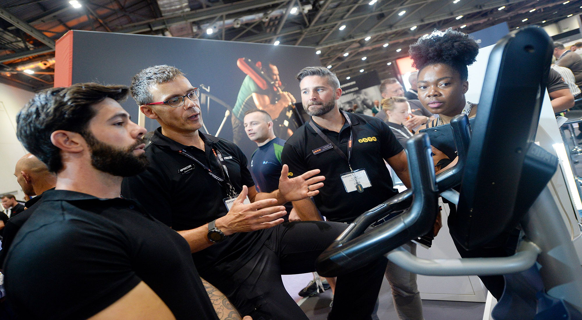 ukactive signs three-year strategic partnership with leading trade show Elevate