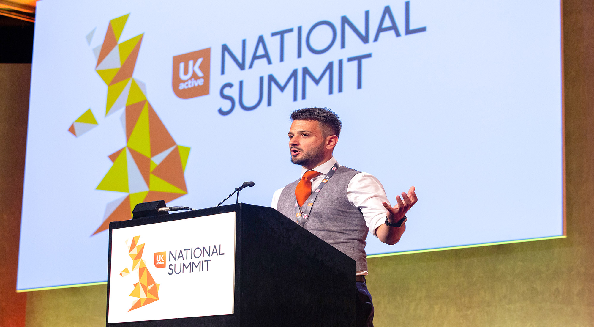 Steven Ward to leave ukactive as CEO