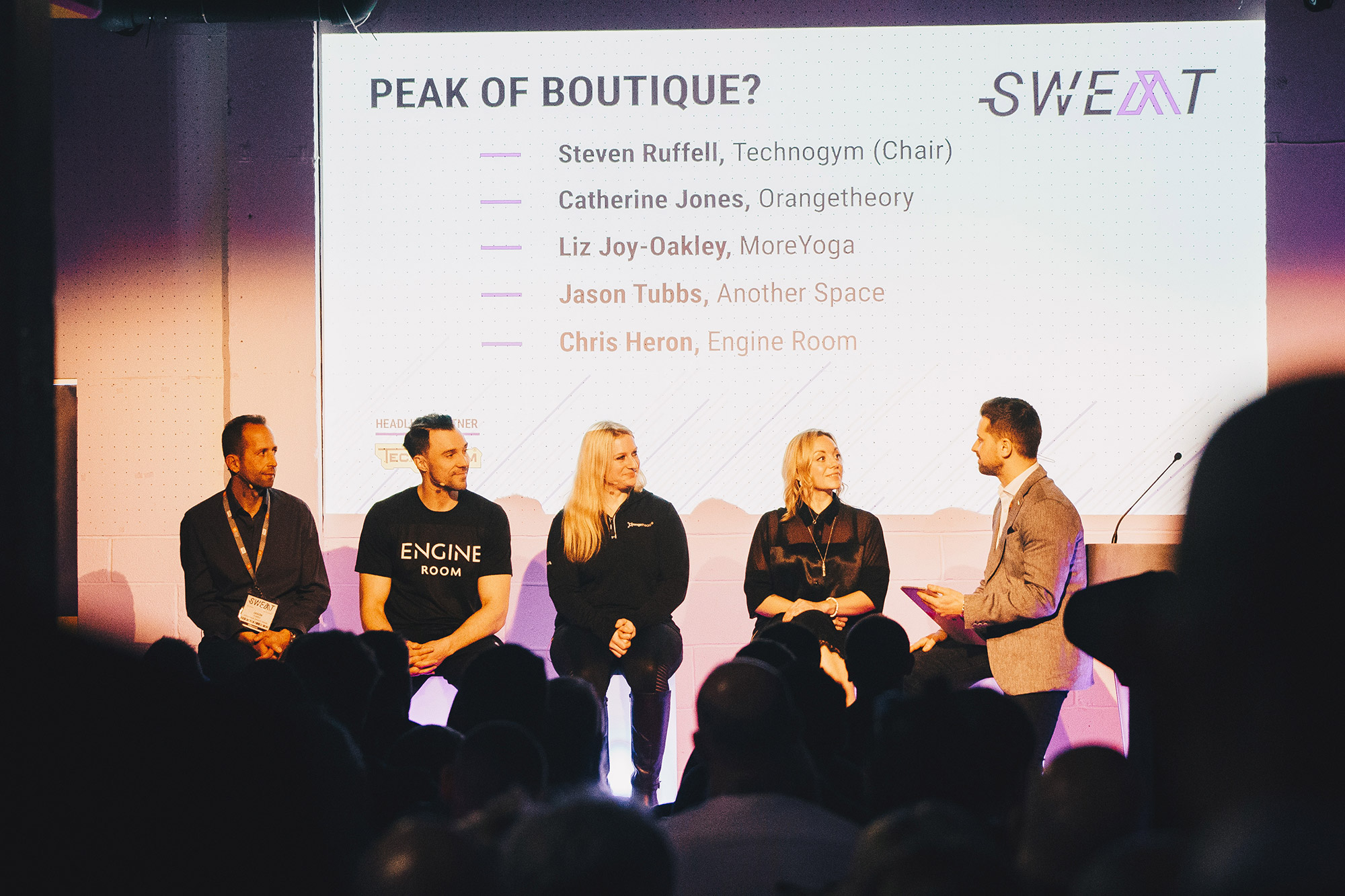 Four key insights from sold-out Sweat 2019