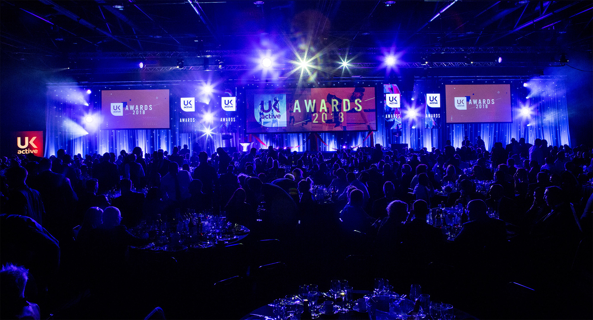 Finalists revealed for largest ever ukactive Awards