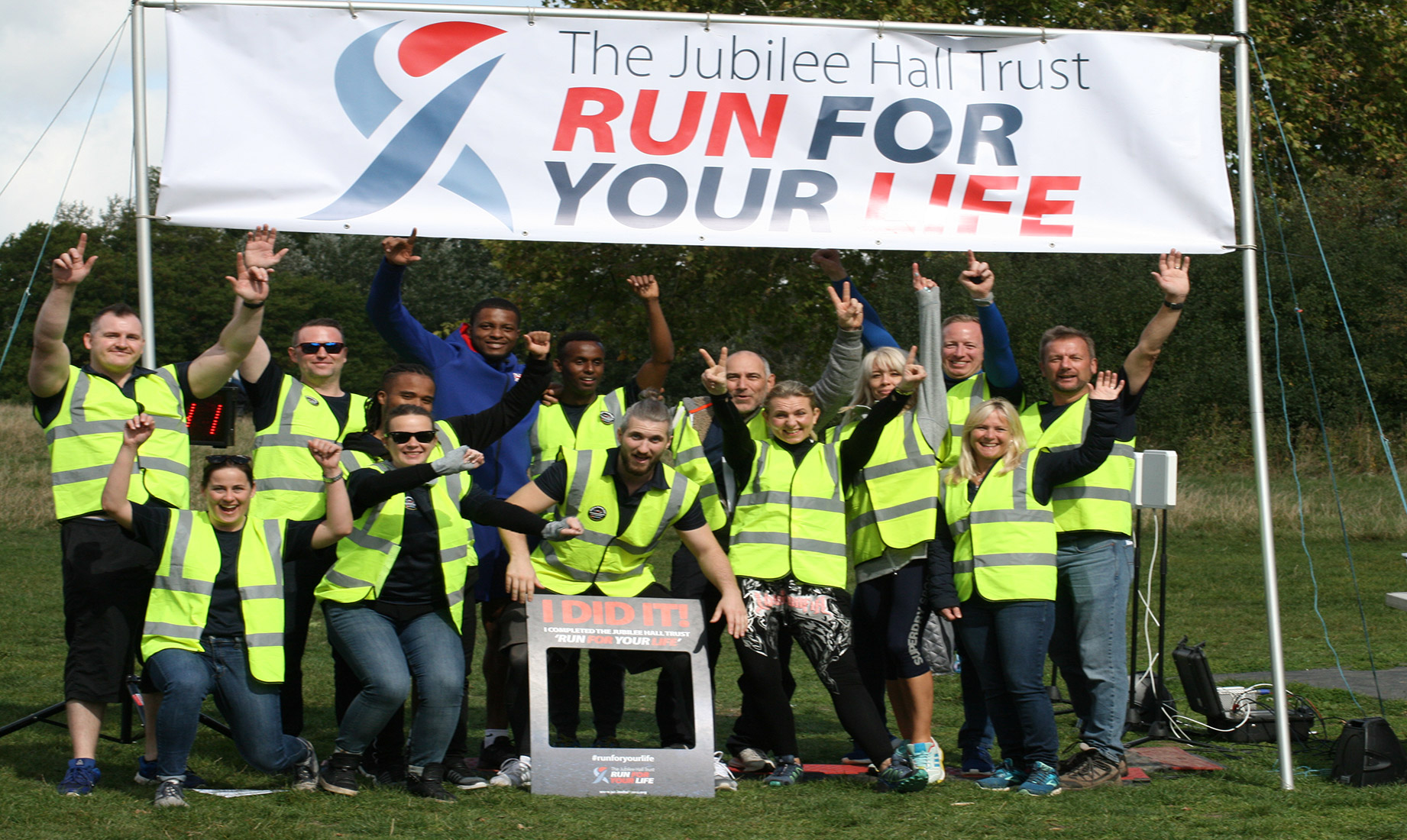 Jubilee Hall Trust named one of the UK's best small workplaces by Great Place to Work
