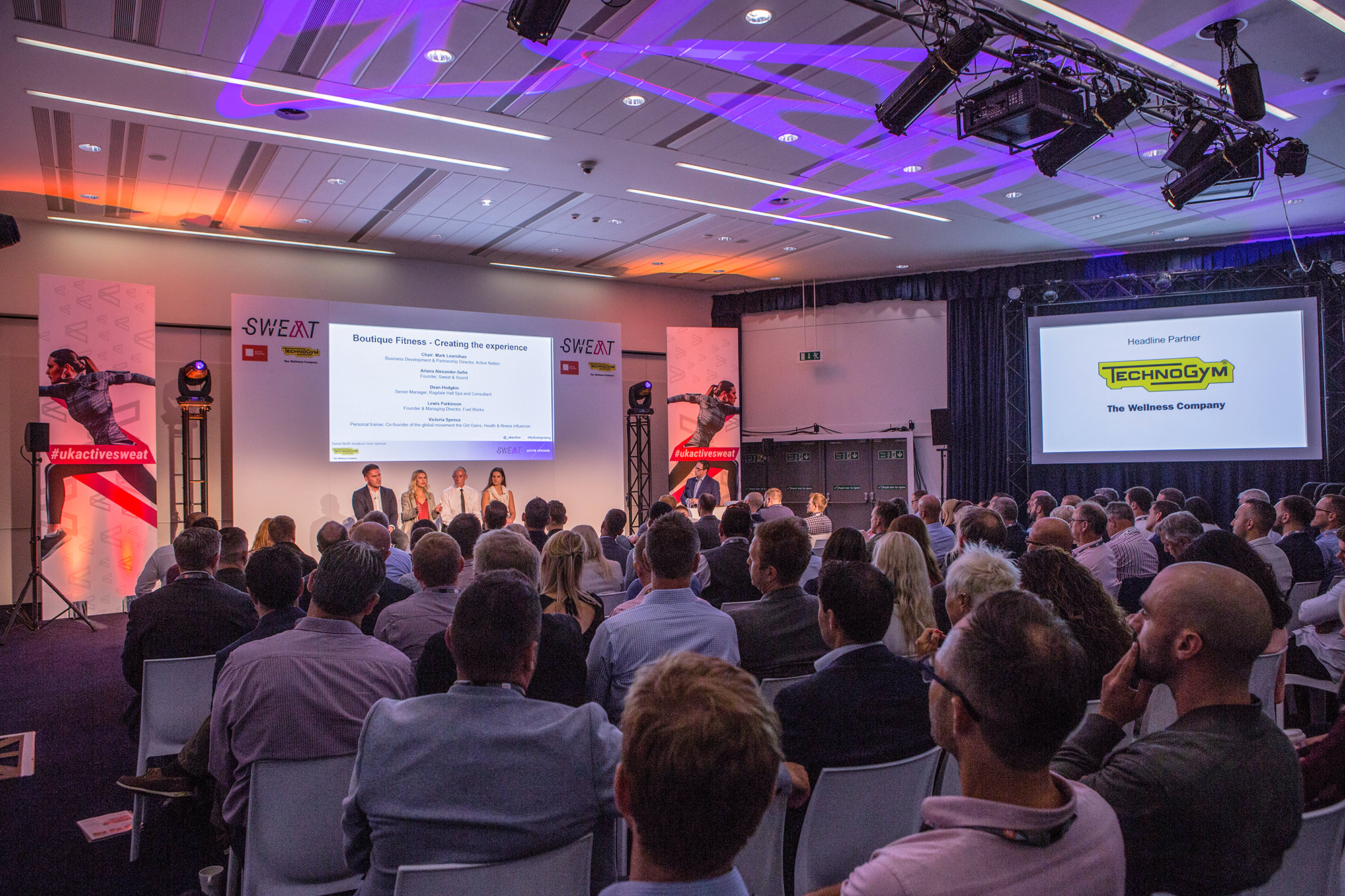 ukactive unveils additional speakers as part of expanded Active Uprising agenda