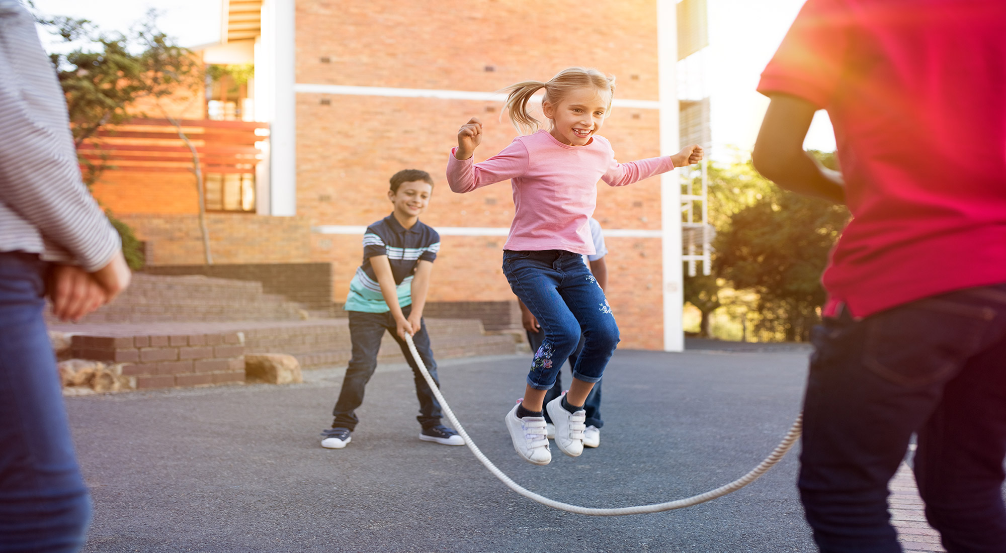 ukactive calls for government to stop disadvantaged children being 'left behind' by summer holiday lockout