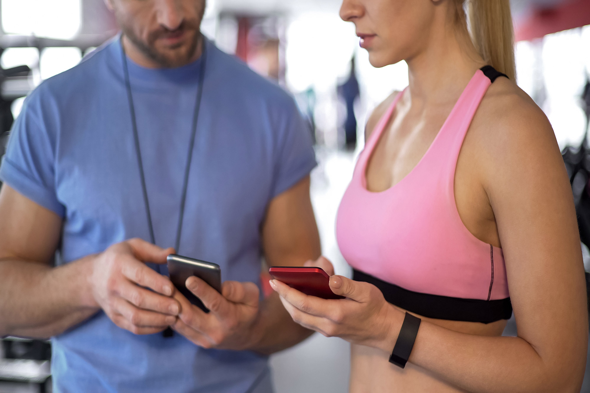 Fusing Fitness launches new gym challenge app