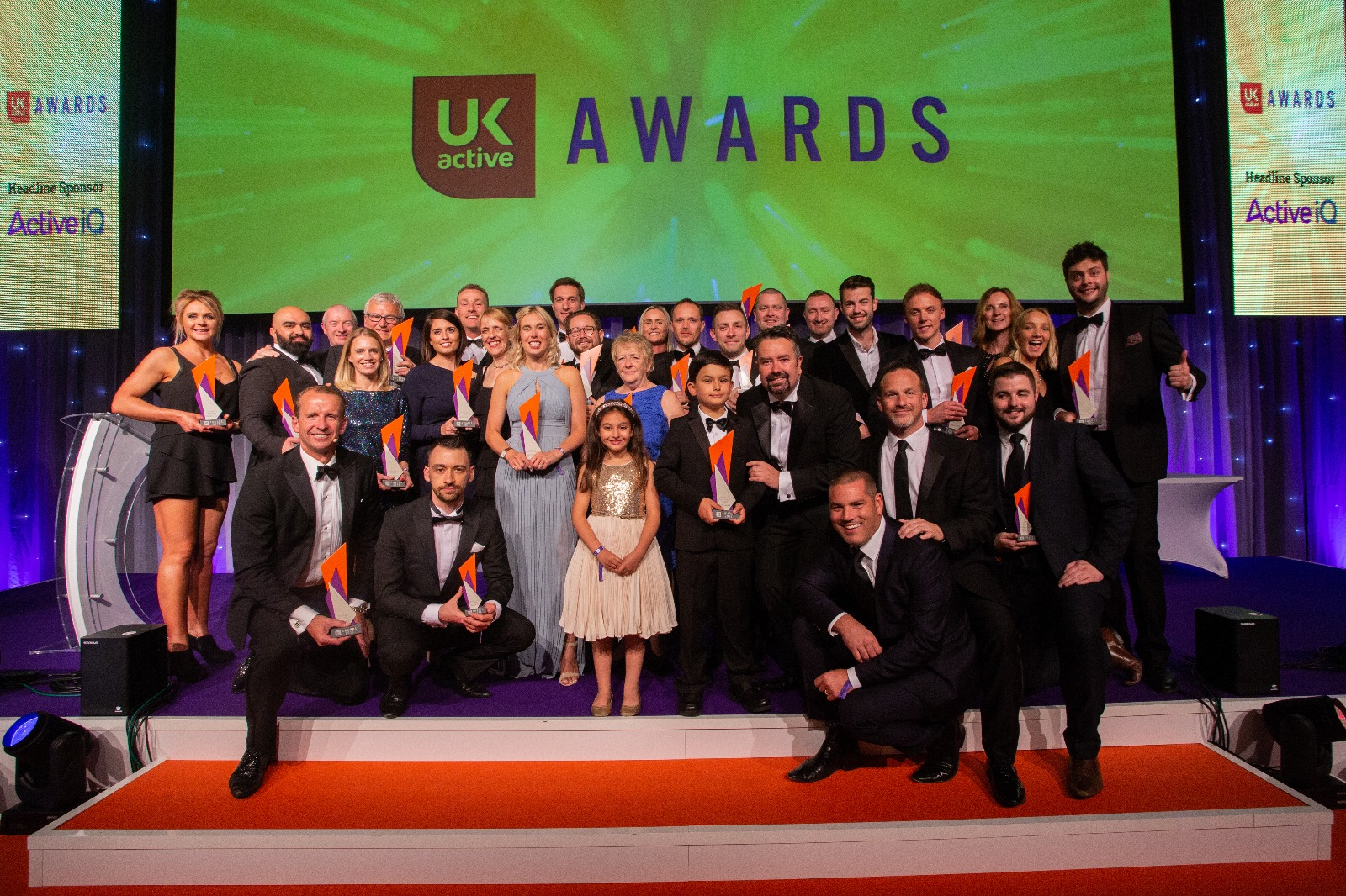 Physical activity sector's finest revealed at largest ever ukactive Awards