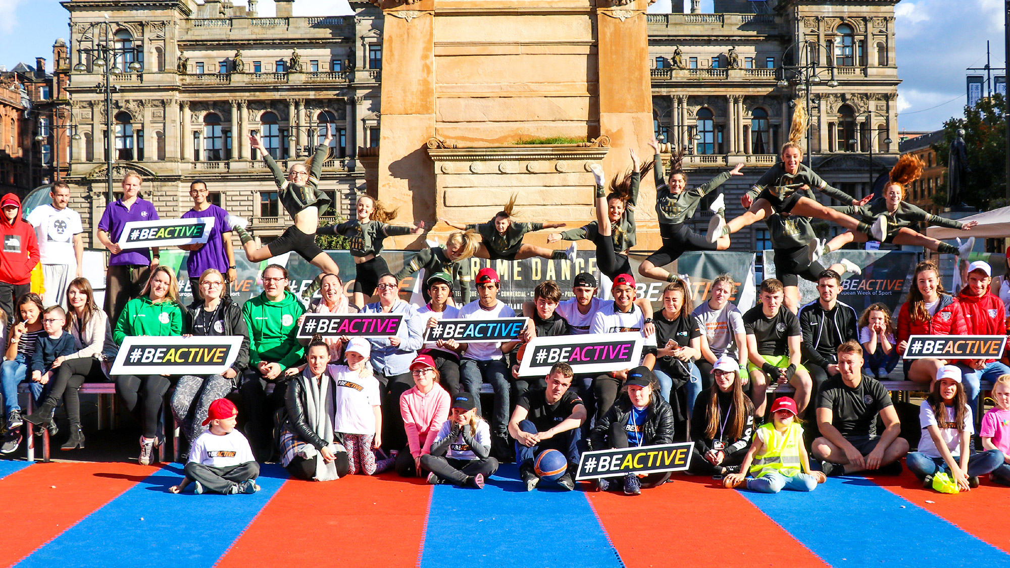 European Week of Sport and National Fitness Day are stronger than ever
