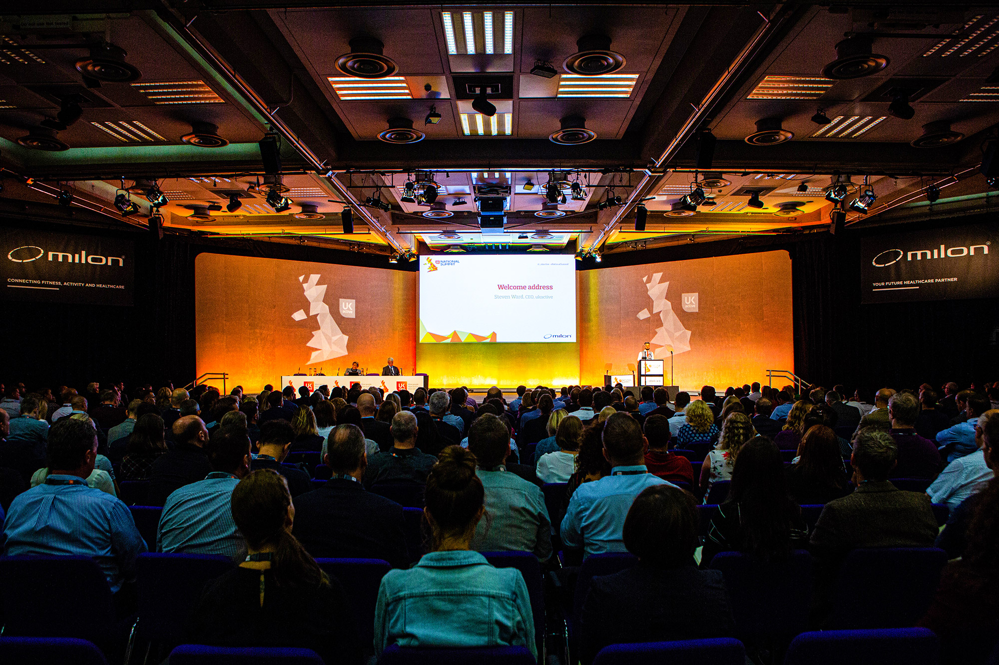ukactive National Summit to reveal active Britain of the future
