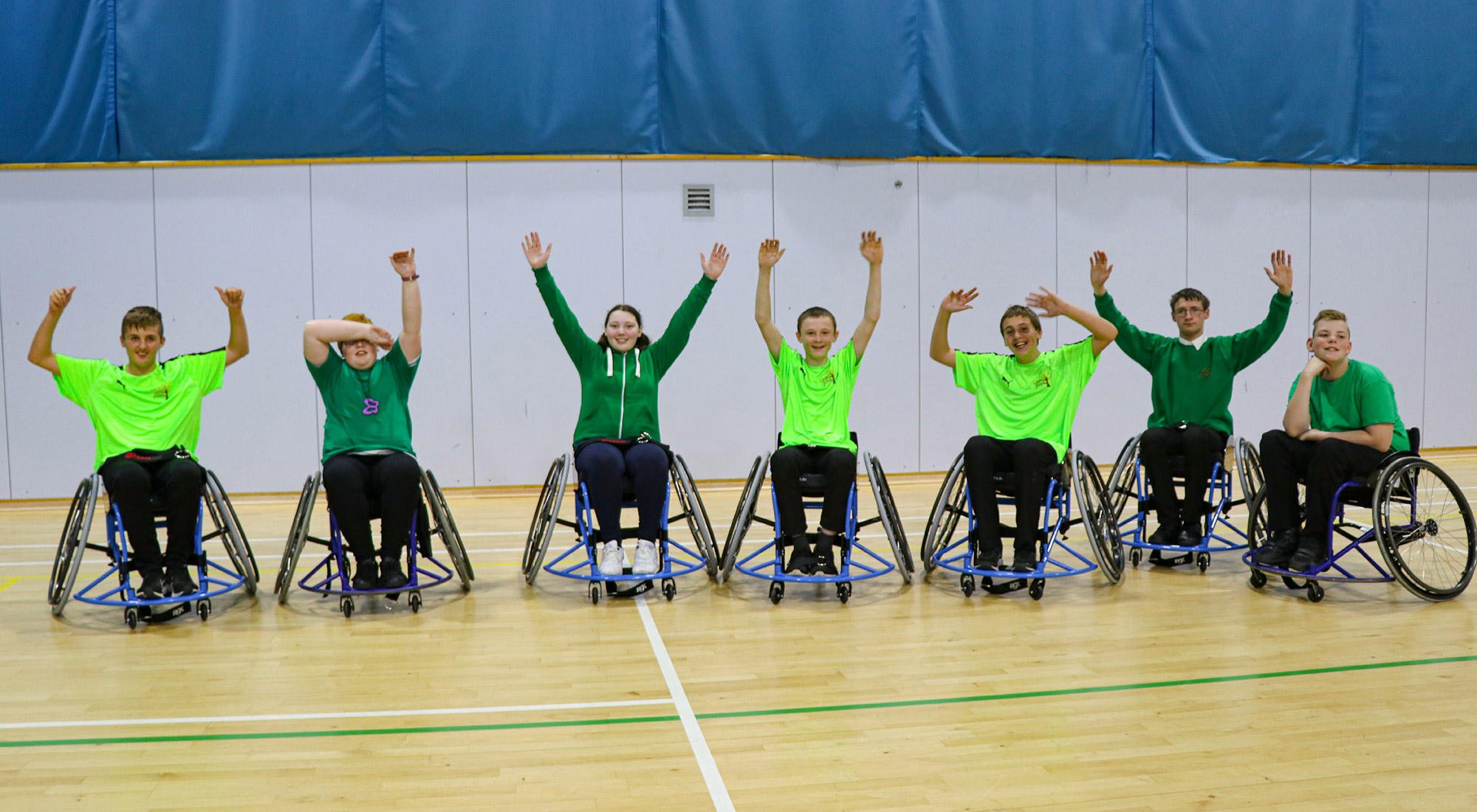 Showcasing inclusivity at Stoke Mandeville Stadium as part of the European Week of Sport