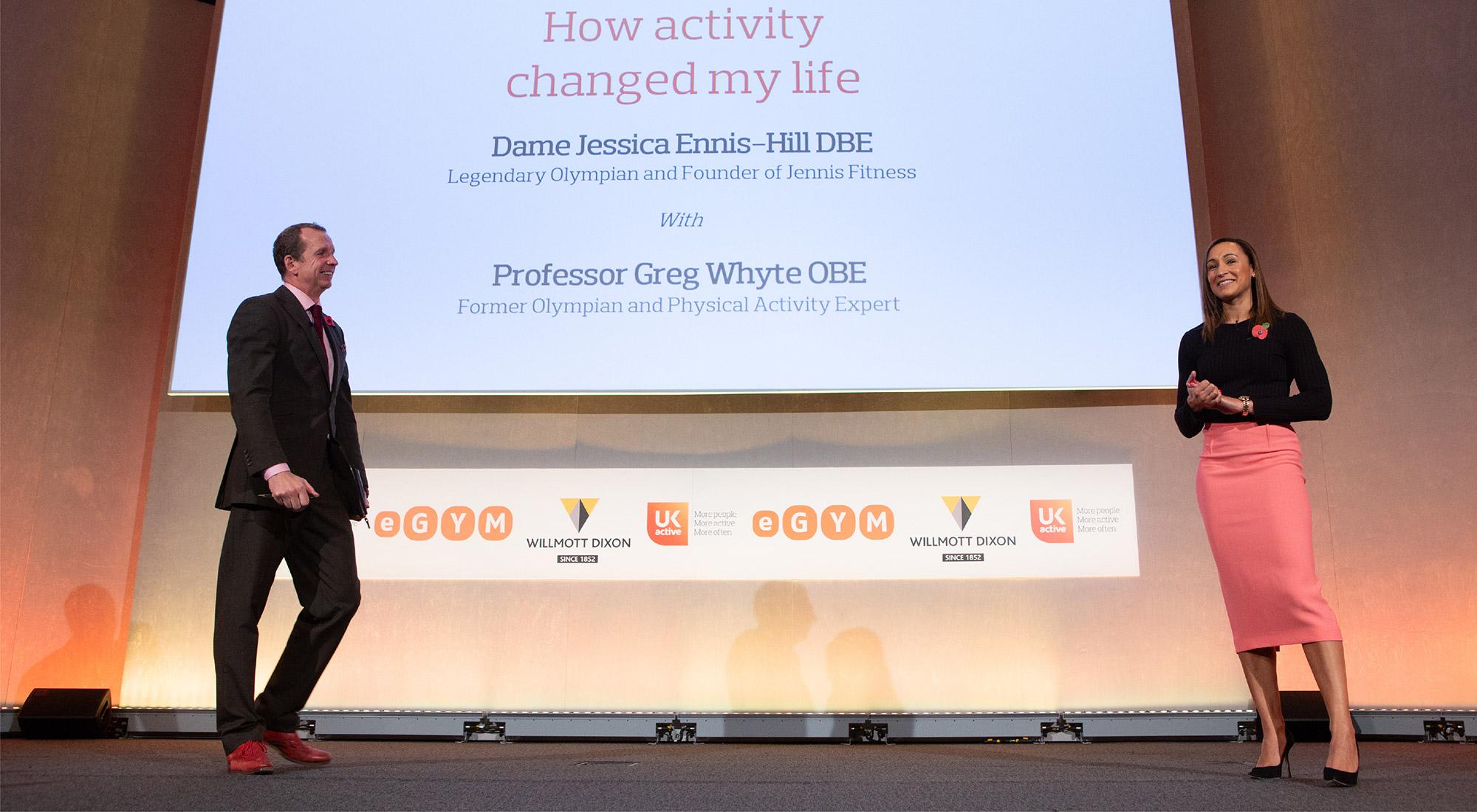 Professor Greg Whyte OBE joins ukactive Board of Directors