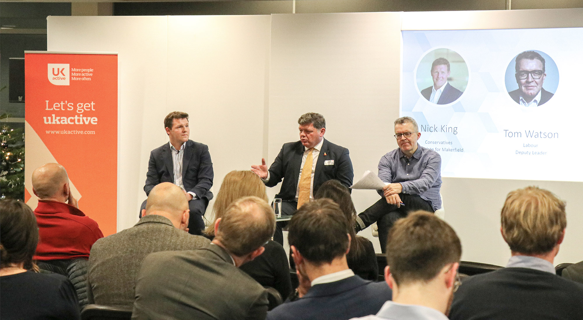 Hustings reveal cross-party support for ukactive policy calls ahead of General Election