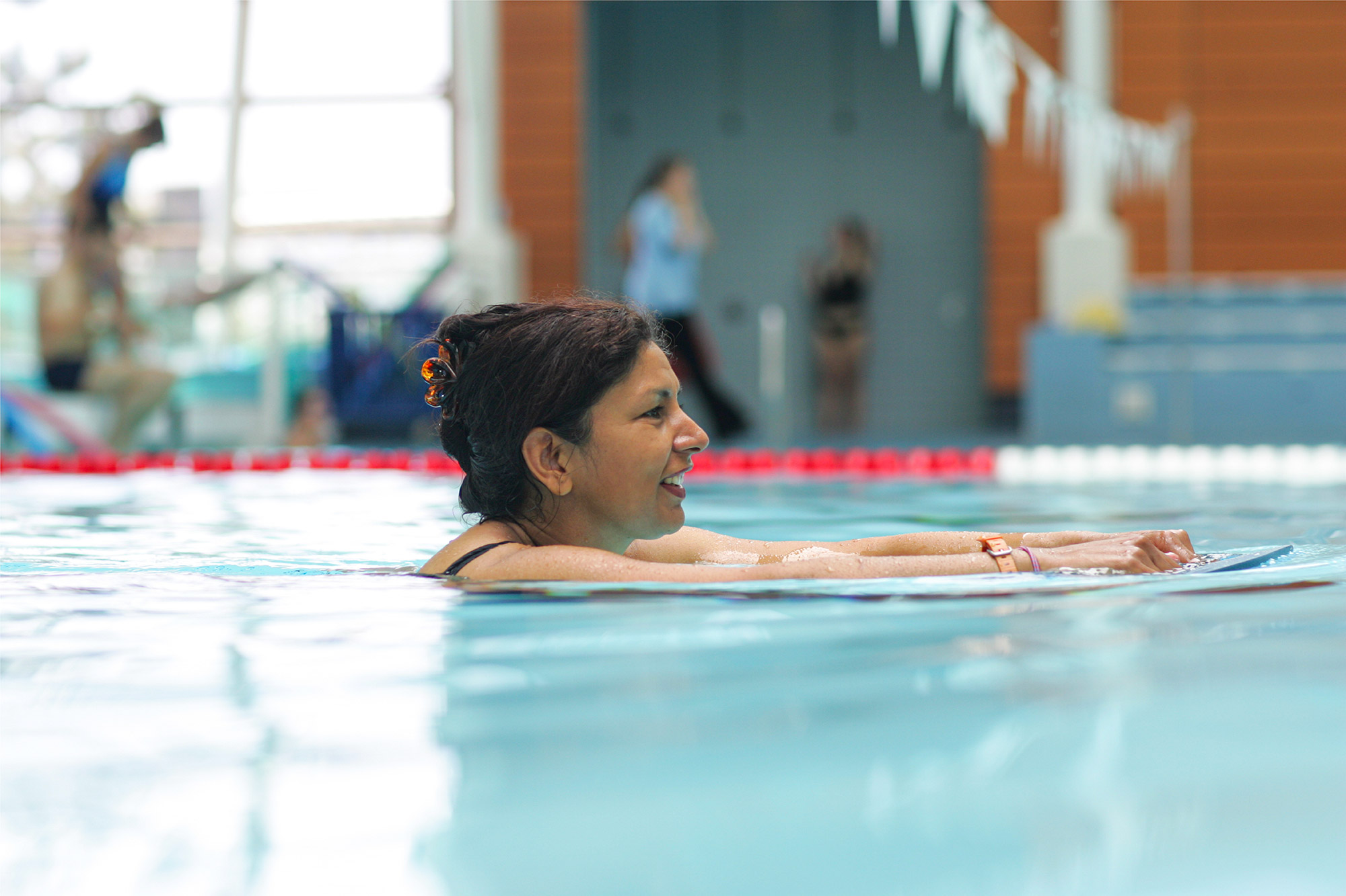 Active Luton provides swimming opportunities for its BAME communities