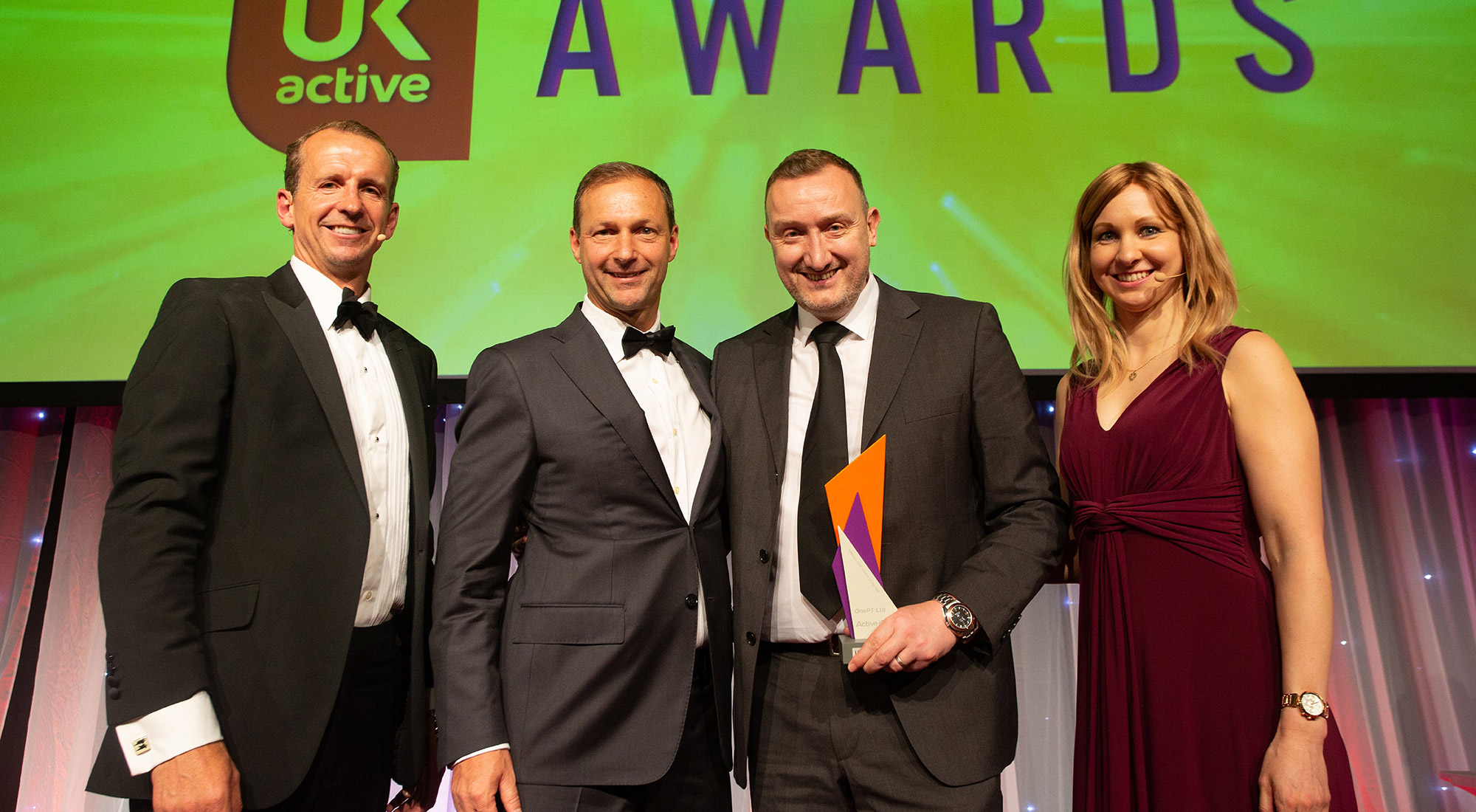 Winning at the ukactive Awards helped us to improve our business