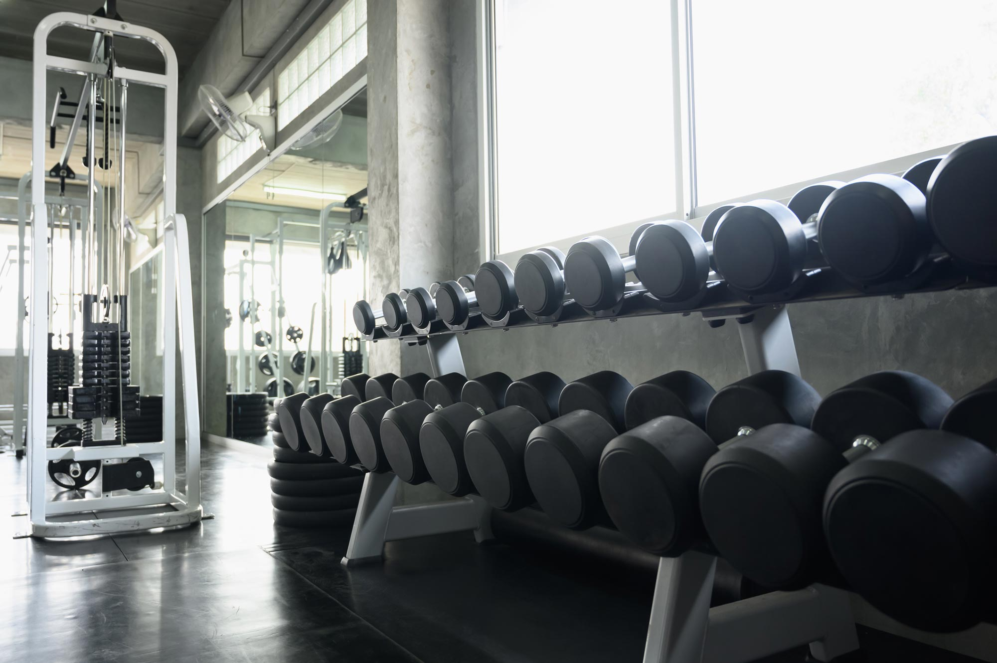Government visits gym and leisure centre facilities with ukactive