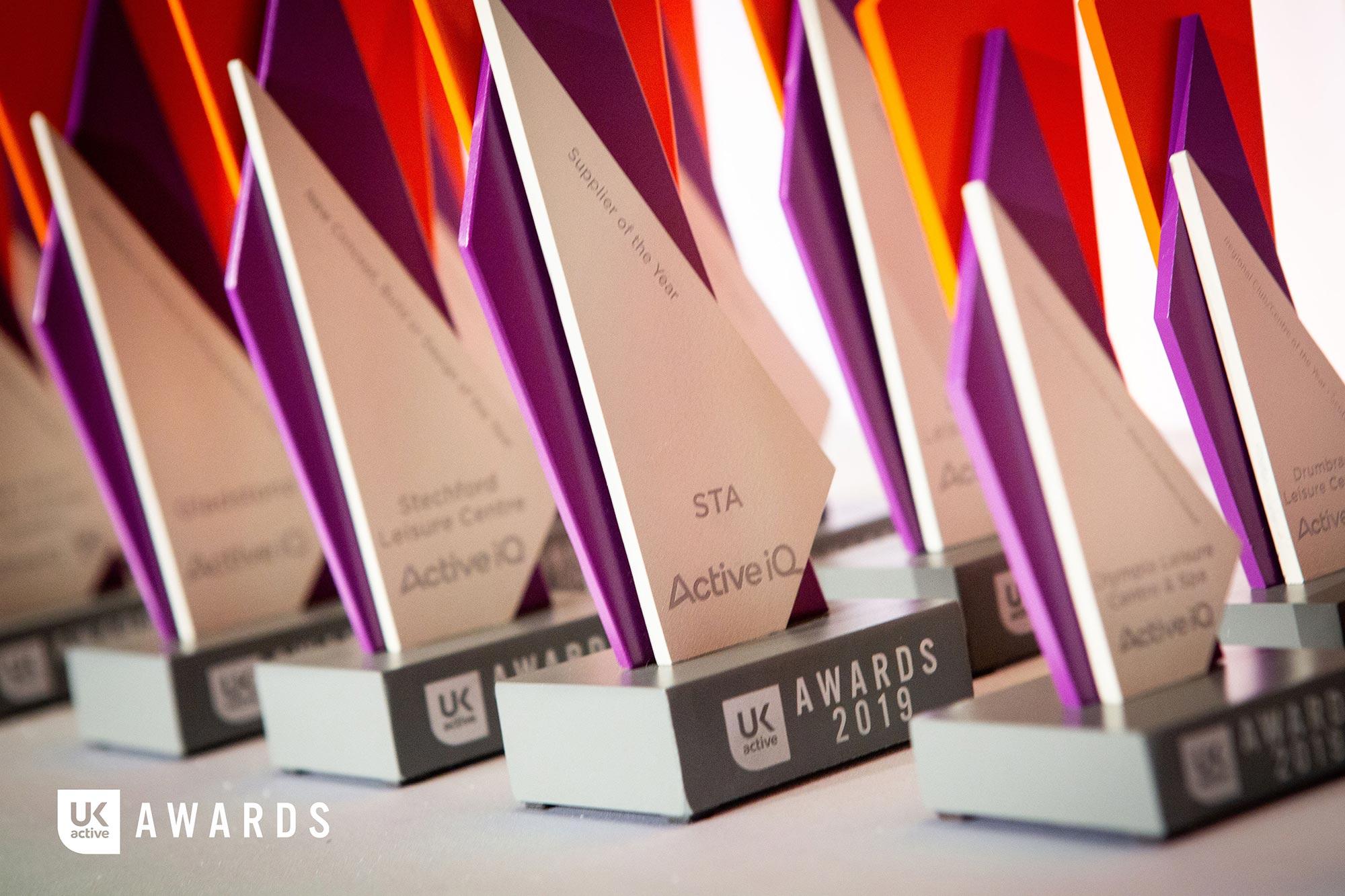 ukactive Awards postponed until 2021