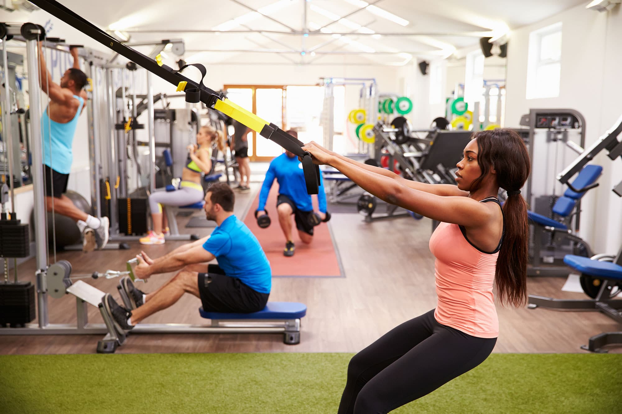 ukactive welcomes reopening date for physical activity sector in Scotland
