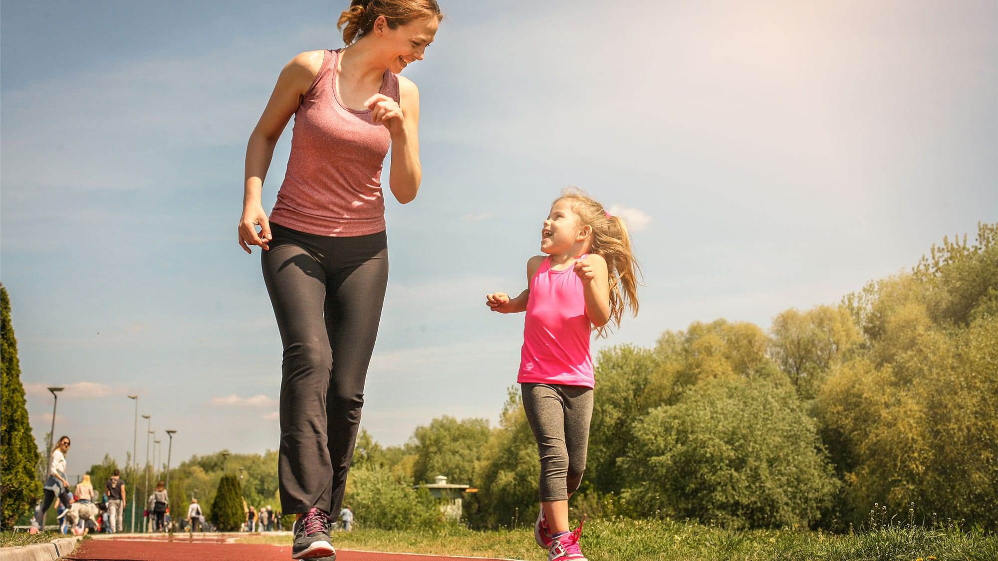 Brits say getting more exercise is the best way they can support NHS