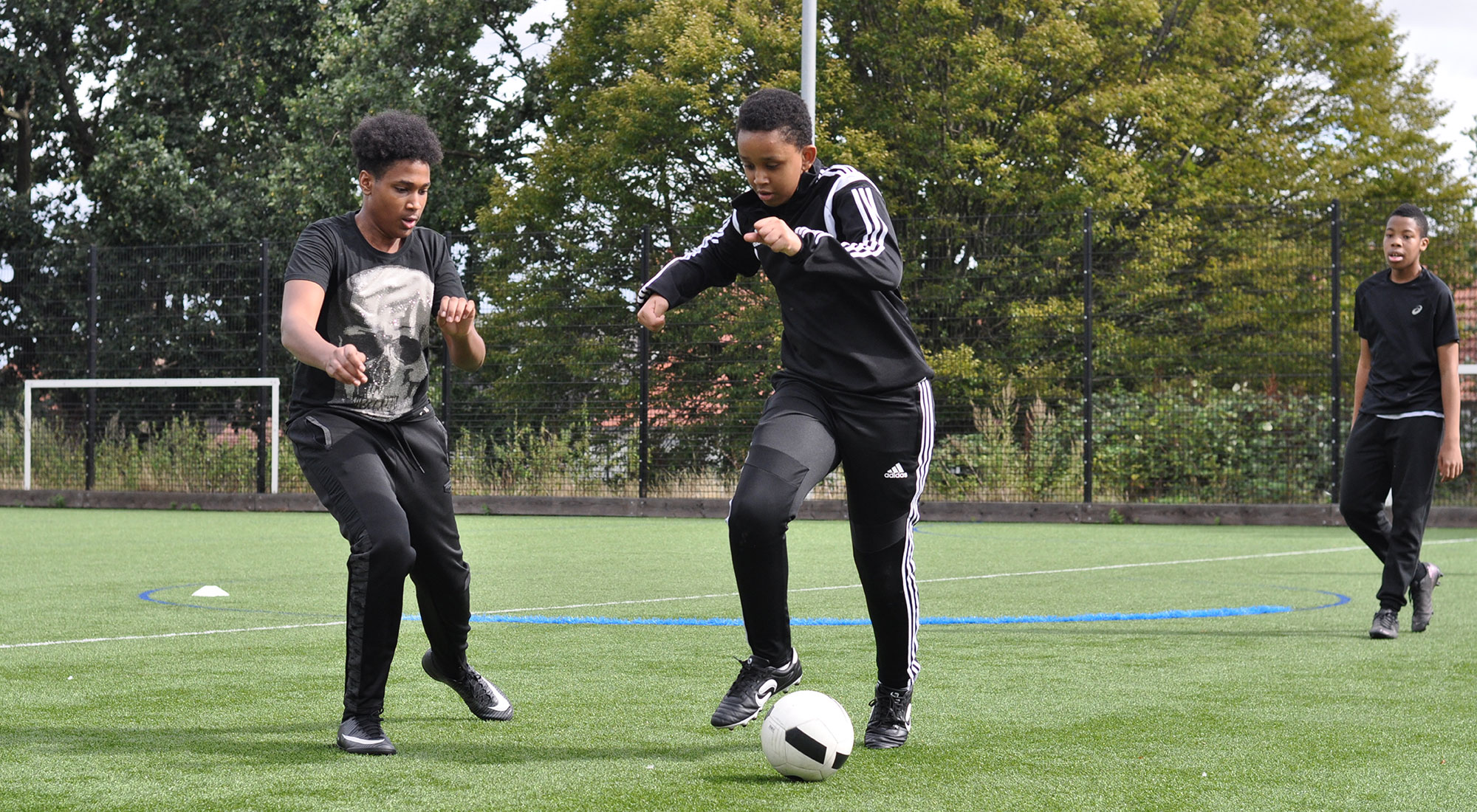 ukactive and Sported receive GLA grant to expand Open Doors programme for vulnerable young people in London