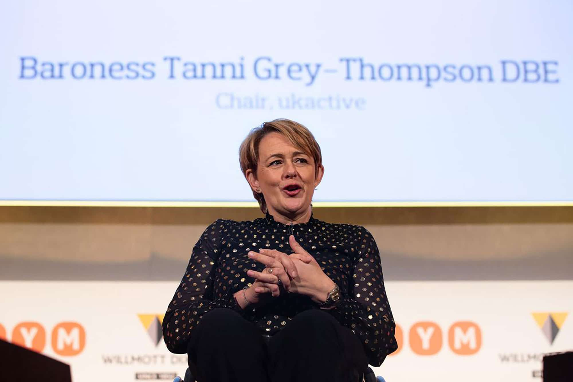 Tanni Grey-Thompson, Andy Burnham and Jo Stevens use National Summit to call on Government to safeguard physical activity sector