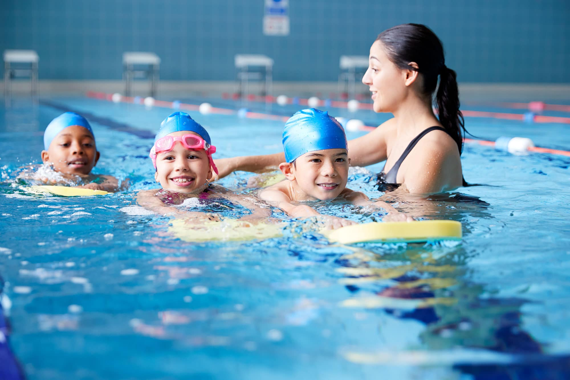 Could swimming pool closures lead to increased childhood morbidity and mortality?