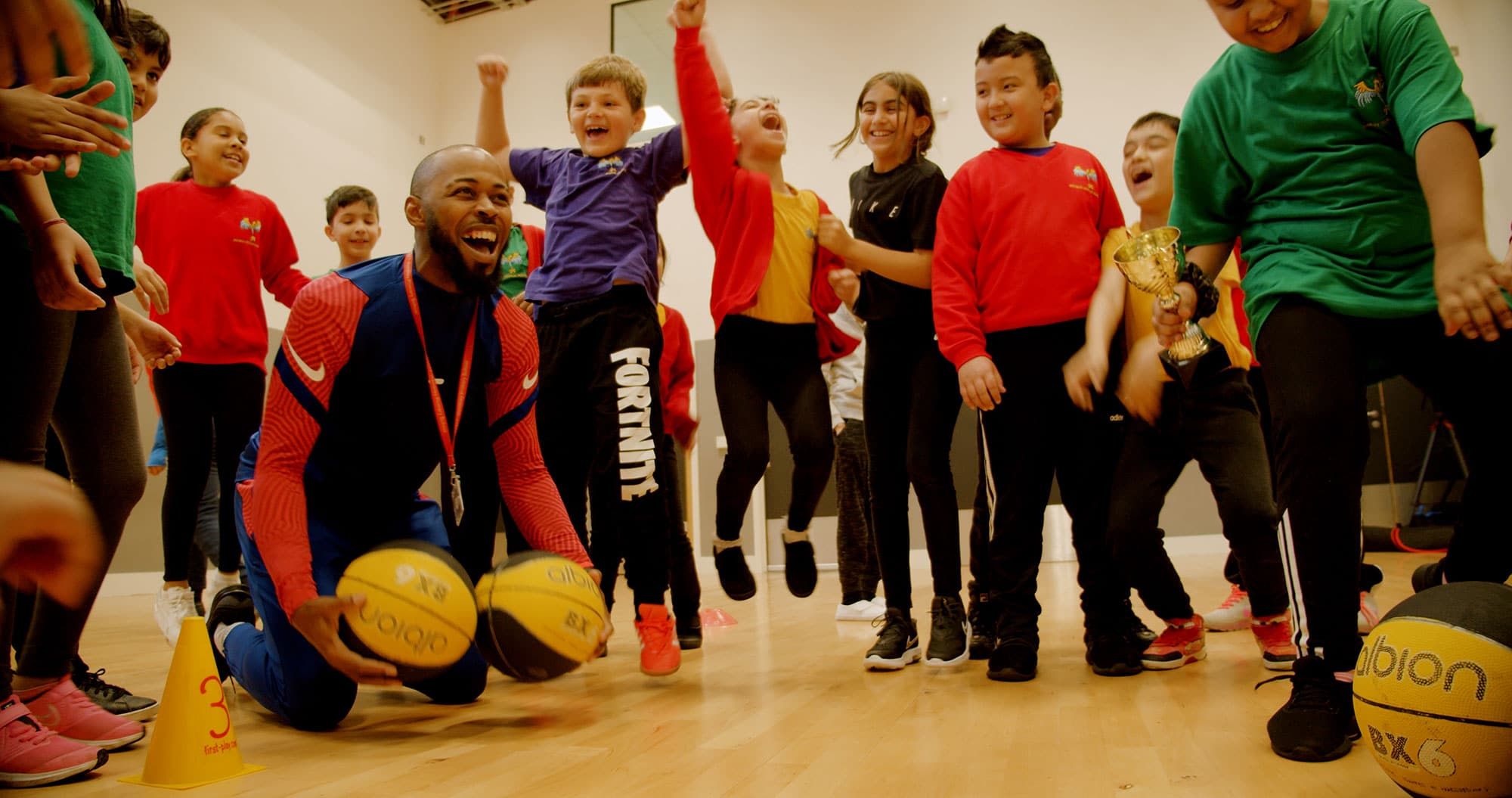 ukactive Kids and Nike launch Active School Hero across England to celebrate unsung school staff inspiring children to be more active