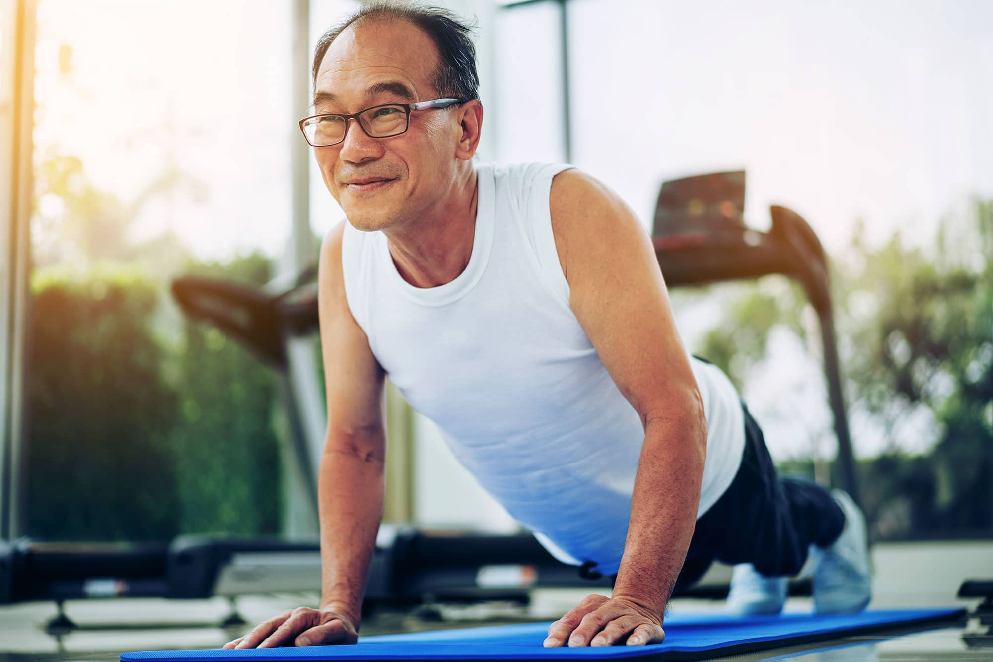 ukactive report sets out key role sector can play in getting our ageing nation active