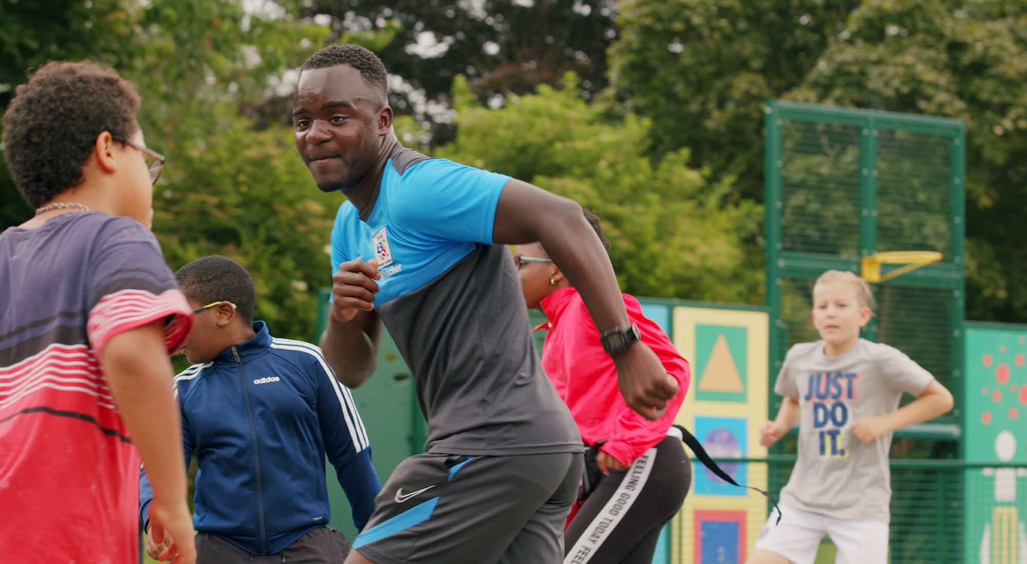 ukactive and Nike announce winner of Active School Hero 2021 for inspiring primary school children to be active