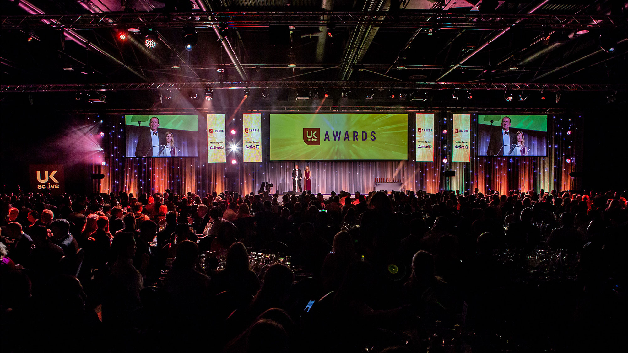 Winners of ukactive Awards revealed as physical activity sector demonstrates excellence in face of adversity