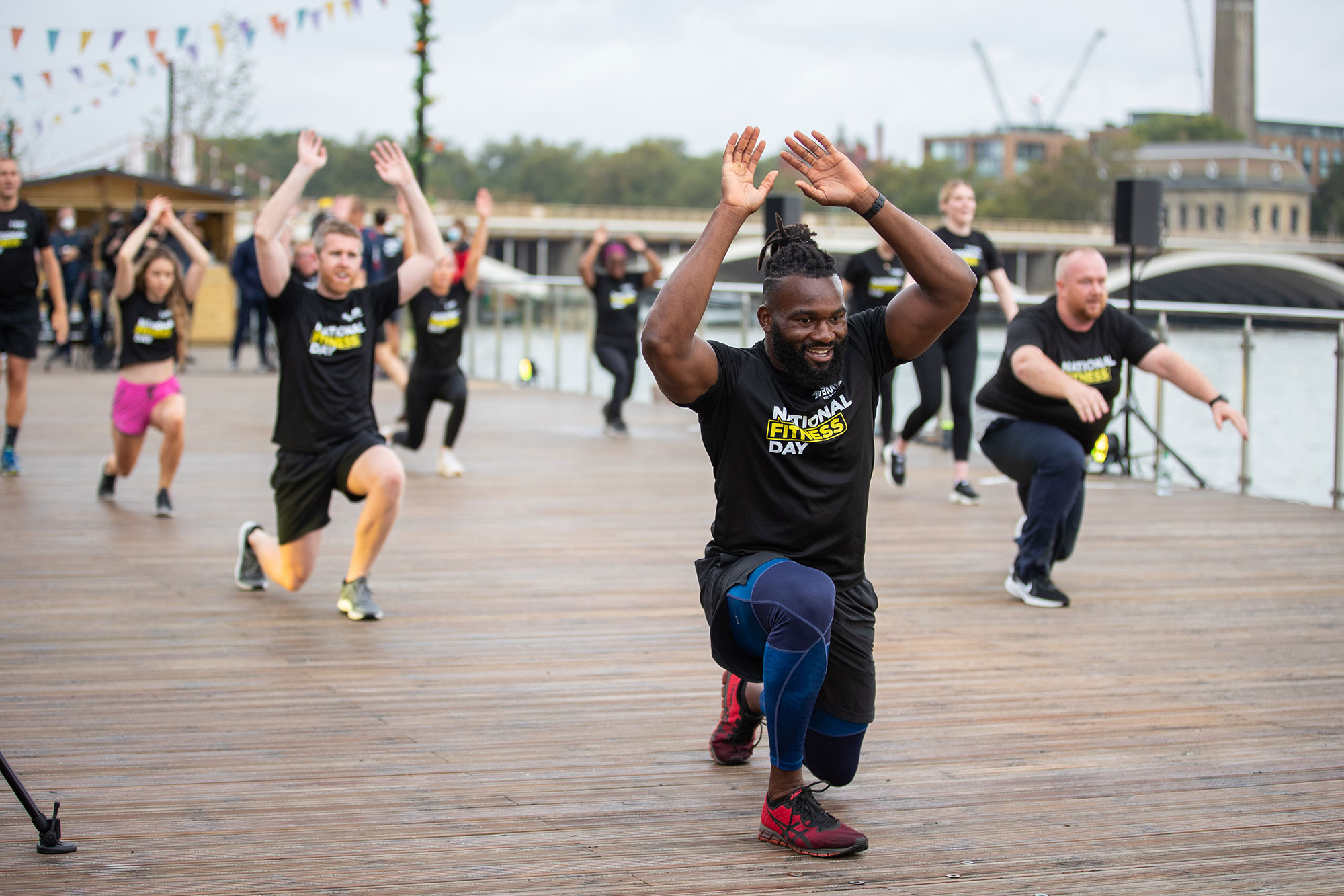 Industry celebrates 10th anniversary of National Fitness Day as ukactive announces new award in honour of founder Jan Spaticchia