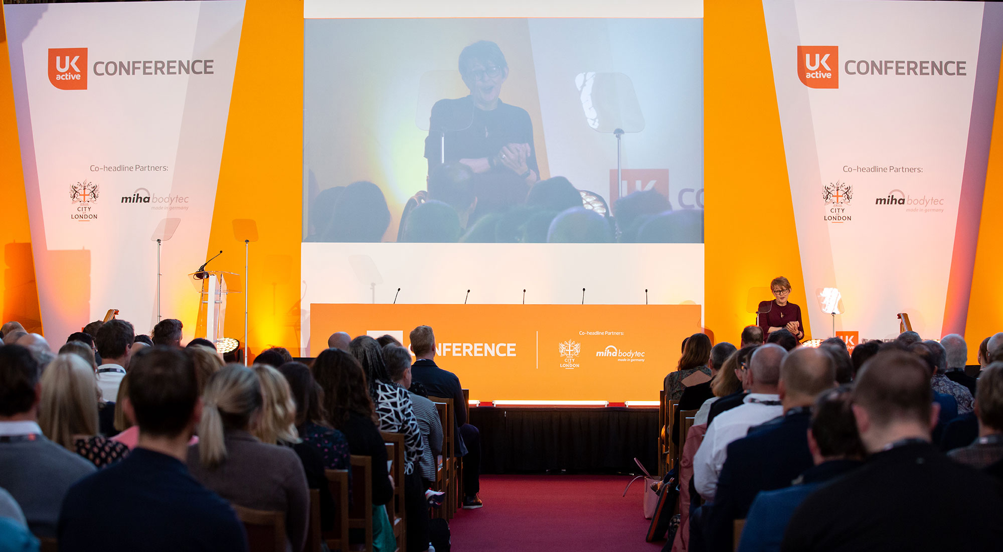 Baroness Tanni Grey-Thompson sets out shared ambition with Government in final speech at ukactive Conference